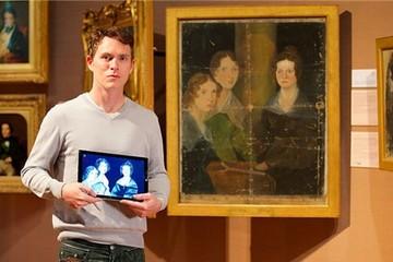 Họa sĩ vẽ lại những bức tranh nổi tiếng bằng tablet