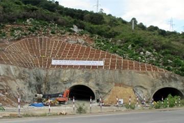Cho phép lập dự án đầu tư hầm Cù Mông