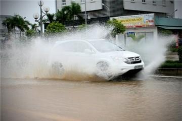 Miền Bắc có thể ngập lụt nghiêm trọng vì mưa to