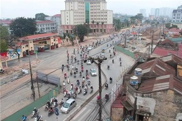 Hà Nội: Quận nào đang là điểm nóng nhất về xây dựng giao thông?