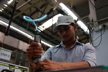 Kinh tế Ấn Độ đạt mức tăng trưởng cao nhất trong hơn hai năm