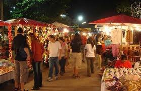 Chợ đêm Quy Nhơn sẽ hoạt động trở lại vào giữa tháng 9-2014