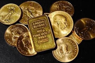 Giá vàng giảm 1,7%, xuống thấp nhất kể từ tháng 7