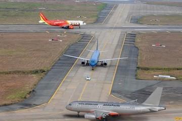 Tỷ lệ chậm và hủy chuyến bay trong tháng 8 giảm