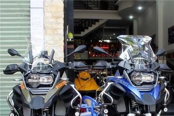 'Vua phượt' của BMW về Việt Nam