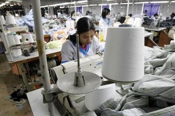 Vào TPP, hàng may mặc Việt Nam sẽ giành thị phần từ Trung Quốc