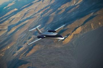 Piaggio sắp ra mắt máy bay Avanti EVO bản nâng cấp mới