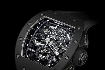 Đồng hồ Black Phantom phiên bản giới hạn của Richard Mille