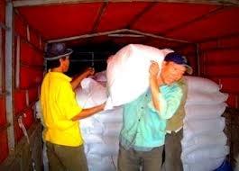 Cấp 1.000 tấn gạo cứu đói cho tỉnh Lạng Sơn