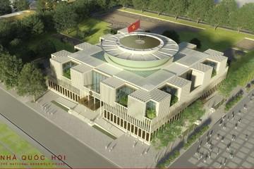 Làm rõ việc tăng đầu tư tại Dự án dưới tầng hầm Nhà Quốc hội