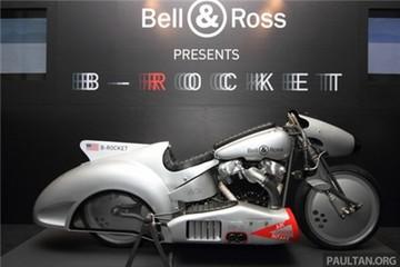 B-Rocket - môtô độc của hãng đồng hồ