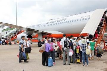 Người dân sẽ hưởng lợi từ đường bay thẳng Hà Nội-TPHCM