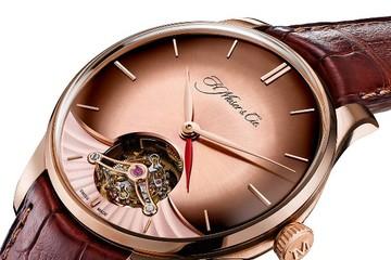 Đồng hồ H. Moser Venturer Tourbillon Dual Time - vẻ đẹp của thời gian