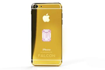 Sửng sốt với chiếc iPhone 6 nạm kim cương có giá...1.029 tỷ đồng