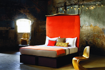 Savoir Beds ra mắt chiếc giường siêu sang giá 427 triệu đồng