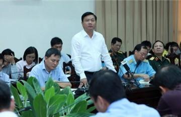 Bộ trưởng Đinh La Thăng: Có đường bay thẳng không phải để thắng thua