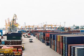 Hàng container qua cảng Đà Nẵng tăng hơn 40%