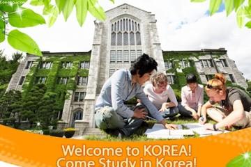 Cơ hội nhận học bổng toàn phần du học xứ kim chi