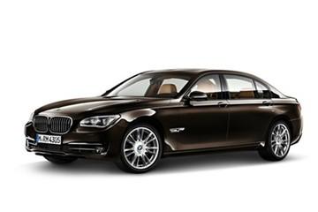 BMW serie 7 với đẳng cấp cá nhân hóa