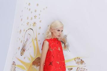 Cá tính và sành điệu với bộ sưu tập thời trang Cynthia Rowley Spring 2015