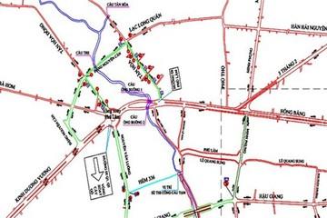 TPHCM: Đường nào đến bến xe miền Tây để tránh điểm kẹt xe ?