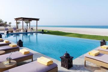 Kỳ nghỉ xa hoa tại resort đẳng cấp trên vịnh Ả Rập