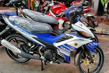 Yamaha Exciter phiên bản MotoGP 2014 lộ diện