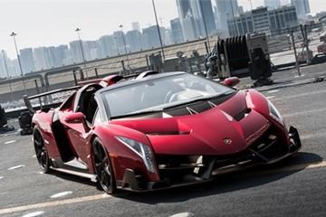 Lamborghini Veneno Roadster cũ siêu đắt 7,4 triệu USD