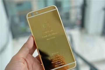 Khung vỏ iPhone 6 mạ vàng xuất hiện tại Việt Nam