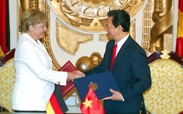 Đến hết tháng 8, Việt Nam thu hút 236 dự án đầu tư từ Đức