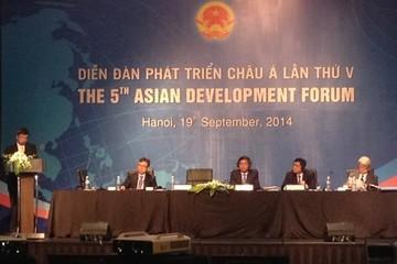 Kinh tế Châu Á đứng trước hai kịch bản phát triển đến năm 2050