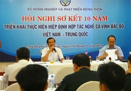 Hàng nghìn lượt tàu Trung Quốc phạm pháp trên Vịnh Bắc Bộ