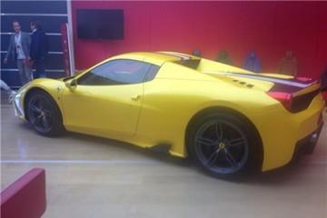 Siêu xe Ferrari 458 Spider Speciale