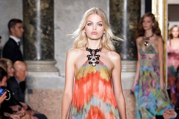 Thời trang thập niên 70 lên ngôi với bộ sưu tập Emilio Pucci SS15