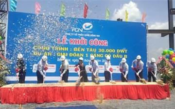 PDN đầu tư 200 tỷ xây bến tàu 30.000 DWT tại Cảng Gò Dầu