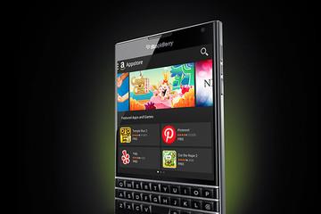Blackberry Passport – cứu tinh của Blackberry với màn hình vuông 4.5 inch