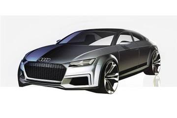 Audi TT Sportback - Đối thủ mới của Mercedes-Benz CLA