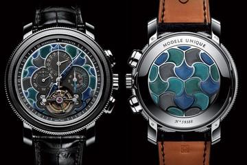 """""""Tuyệt hảo"""" với đồng hồ Tecnica Palm """"3 trong 1"""" của Parmigiani Fleurier"""