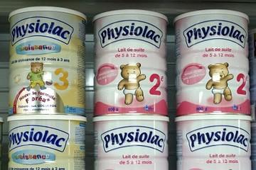 Thực hư việc sữa Physiolac gây dị ứng cho trẻ em?