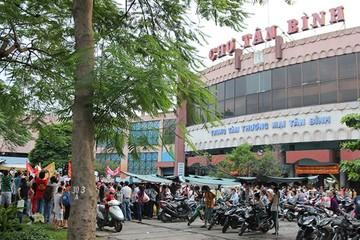 Chợ Tân Bình ngừng kế hoạch xây mới