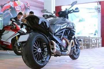 Ducati Diavel lên đời độc nhất Việt Nam