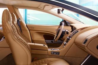 Aston Martin ra mắt siêu sedan mới