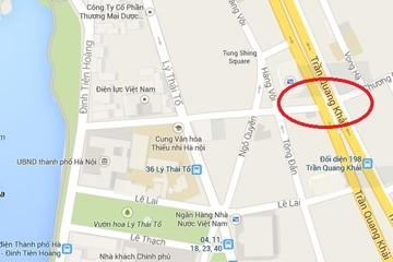Hà Nội xây hầm đường bộ nối phố Trần Nguyên Hãn sang Chương Dương Độ