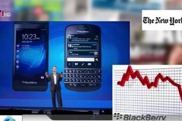 BlackBerry Passport - Hộ chiếu thành công hay tấm vé vĩnh biệt?