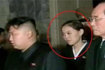 Em gái Kim Jong Un đang thay anh lãnh đạo Triều Tiên?