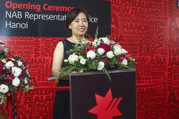 Sếp cũ ANZ làm trưởng đại diện Ngân hàng Quốc gia Australia