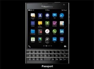 BlackBerry Passport sắp đến tay người dùng Việt