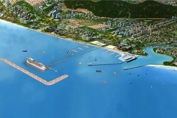 1.254 tỉ đồng xây cảng đón tàu khách quốc tế đến Phú Quốc