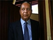 Cựu Tổng thống Haiti Jean-Claude Duvalier qua đời vì đau tim
