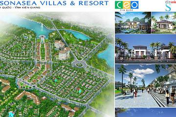 CTD nhận thầu xây dựng dự án Novotel Phú Quốc Resort của CEO